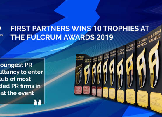 First Partners wins 10 trophies at the Fulcrum Awards 2019