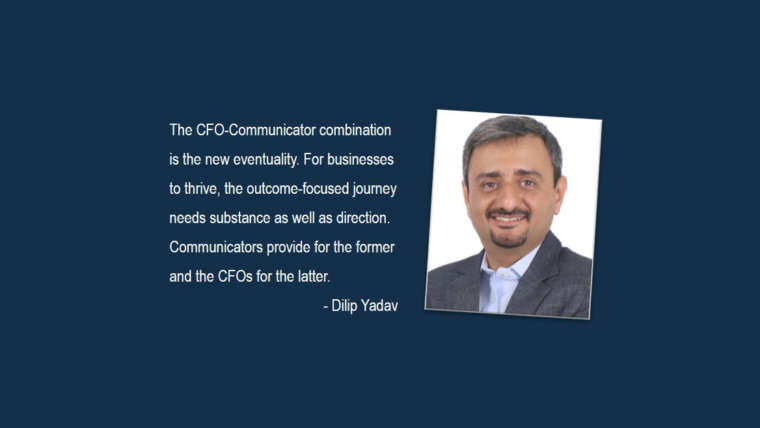 The Matrix Reloaded – Navigating the CFO-Communicator dynamics